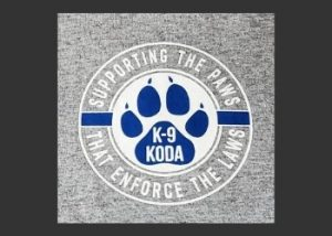 K9 Koda Fundraiser